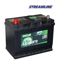 Battery, Lead Acid Leisure, 12V, 100AH