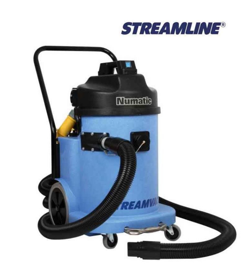 30ltr Streamvac™ Commercial Gutter Cleaning System – 9.1mtr