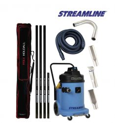 30ltr Streamvac™ Residential Gutter Cleaning System - 5.5mtr