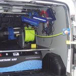 Smartank® 650Ltr Flat Window Cleaning Tank System