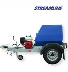 Highline™ 800ltr Trailer Bowser Pressure Washer, 16Lpm 200Bar
