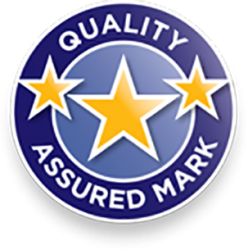 THE QUALITY ASSURED MARK