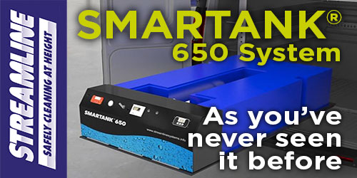SMARTANK® 650 as you've never seen it before