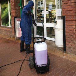 VIVID™ External Spraying Equipment