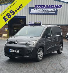 2019 (69 Reg) Citroen Berlingo Window Cleaning Van IN STOCK