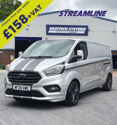 2020 (20 Reg) Ford Transit Custom Sport Window Cleaning Van IN STOCK