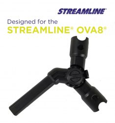 STREAMLINE® OVA8® Dual Angle Adapter