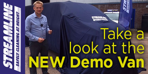 STREAMLINE®Demo Van Reveal
