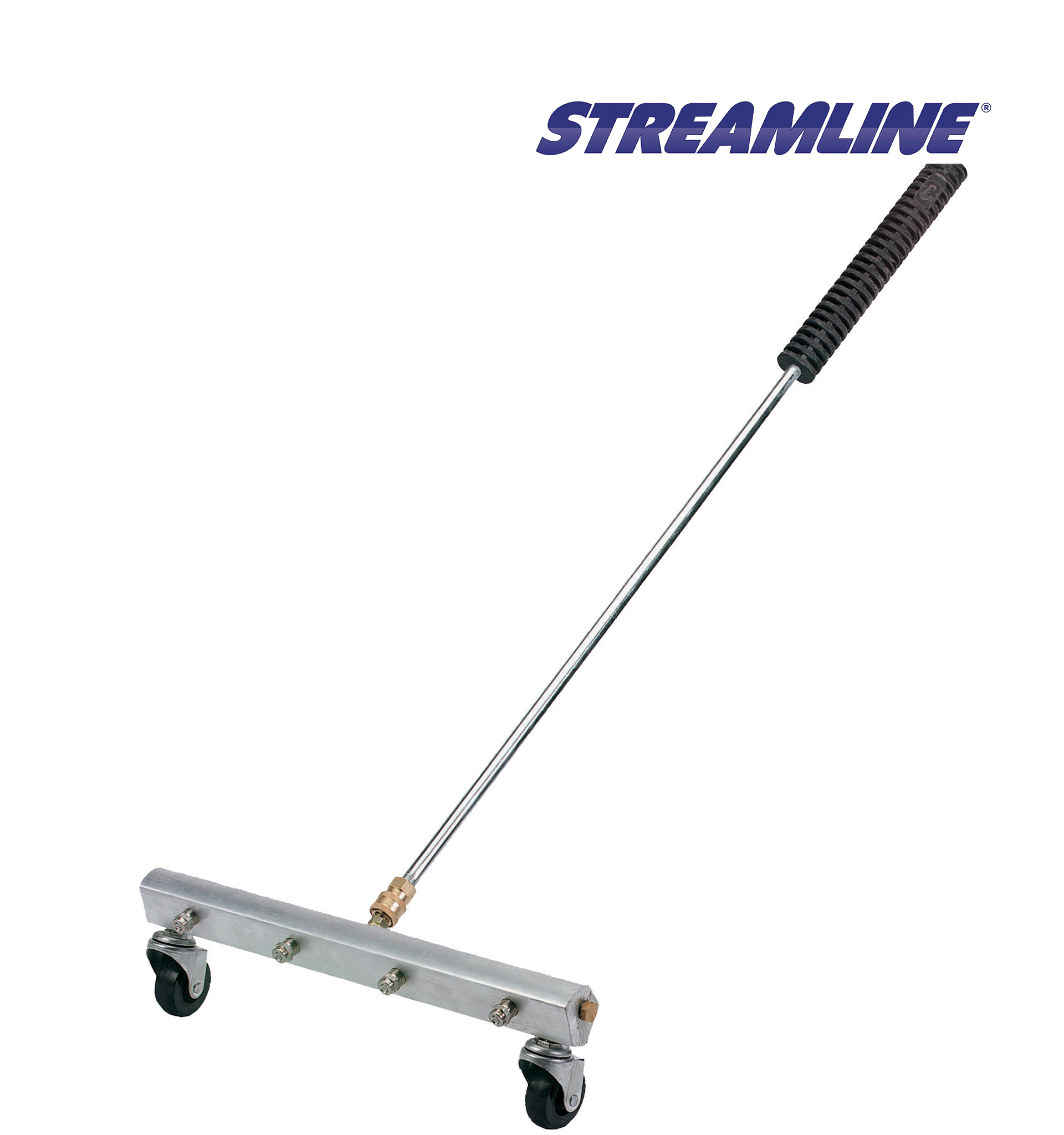 """Nozzles Gun//Lance 4 Nozzle Water Broom Cleaning Attachment 12/"""" Size 03"""