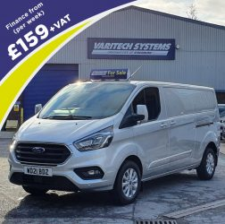 2021 (21 Reg) Ford Transit Custom Limited Window Cleaning Van IN STOCK